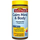 Nature Made Calm Mind & Body Drink Mix,...