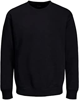 JACK & JONES Men's Jjesoft Sweat Crew Neck Noos Sweatshirt