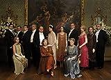 A-HO8284 Downton Abbey 49cm x 35cm,20inch x 14inch Silk