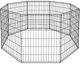 BestPet 36' Tall Dog Playpen Crate Fence Pet Kennel Play Pen Exercise Cage