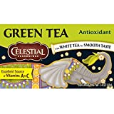 Celestial Seasonings Antioxidant Green Tea, 20 ct [Pack of 6]