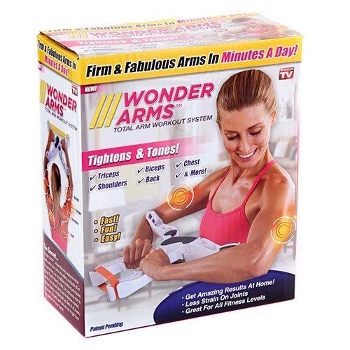 Neu! Wonder Arms - Arm OberkÃrper Workout Maschine Wie auf TV gesehen !!!