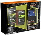 L'Oréal Paris Men Expert Pure Power Limpiador Exfoliante Anti-Poros Obstruidos 150 ml