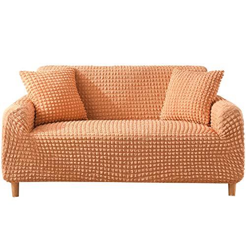 NOBCE Funda de sofá elástica de algodón Todo Incluido Funda de sofá elástica Funda de sofá Toalla Funda de sofá para Sala de...