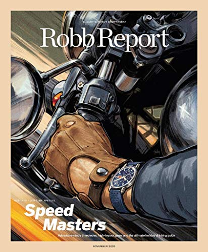 Robb Report Print  Kindle