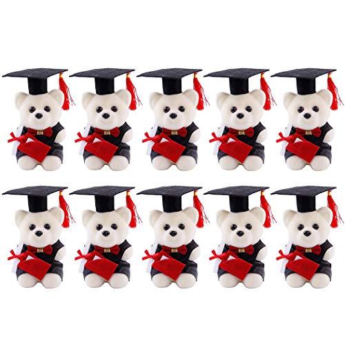 Joyibay 10 Piezas Oso De Graduación Encantador Multiuso