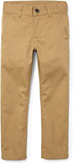 Boys' Skinny Uniform Chino Pants
