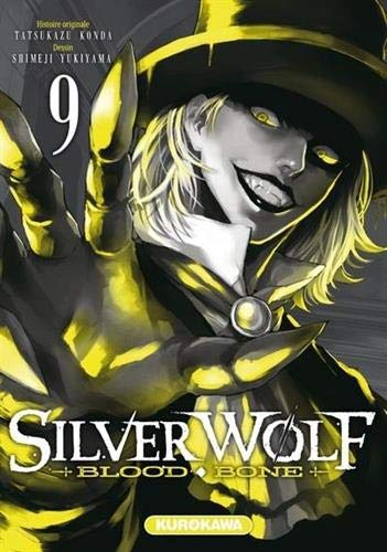 Silver Wolf Blood Bone Edition simple Tome 9