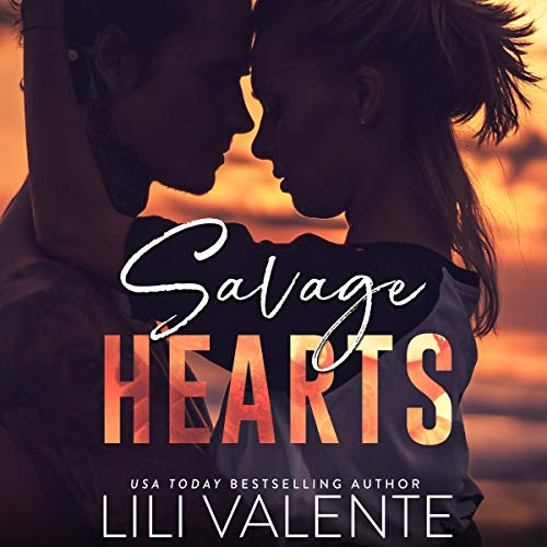 Page de couverture de Savage Hearts