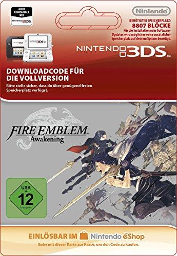 Fire Emblem: Awakening [3DS Download Code]