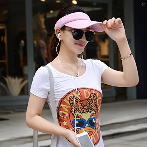 ONELIMITATION(ワンリミテーション)バイザーサンバイザー帽子つば広紫外線UVカットスポーツレディースCP029(01ブラック)