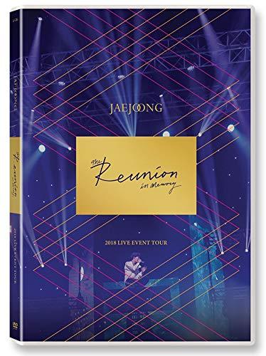 JAEJOONG The Reunion in memory (通常盤) (特典なし) [DVD]
