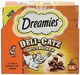 Dremaies DREAMIES Deli-Catz Cat Treats 25 g (Chicken)