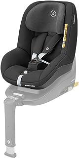 Maxi-Cosi Pearl Smart I-Size Silla coche bebé contramarcha y reclinable, se utiliza en combinación con la base isofix FamilyFix One i-Size, silla auto bebé 6 meses - 4 años, color authentic black