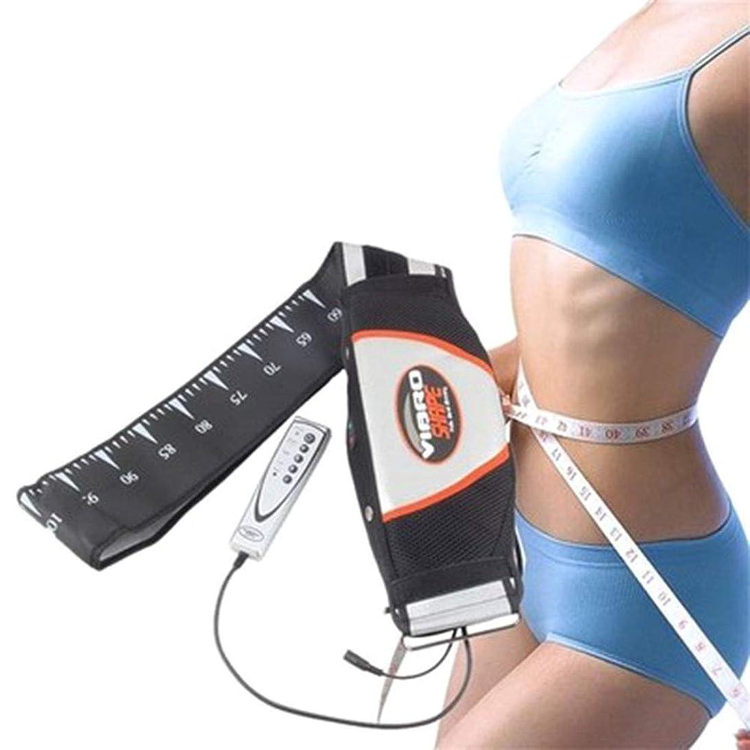 便宜今晩スラム街電熱 振動 腰 サウナ ベルト、 ショックヒーティング スリミング マッサージベルト、 体重が減る スリミング マッサージャー