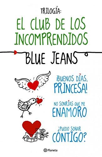 Trilogía El Club de los Incomprendidos (pack)deBlue Jeans