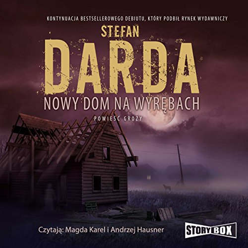 Nowy dom na wyrebach audiobook cover art