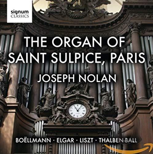 Die Orgel von St. Sulpice, Paris