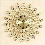 CLOCKS Reloj, Reloj de Pared, Campana, Reloj, Reloj, Reloj Despertador, Sala de Estar Decorativa Moderna Reloj de Pared Moderno, Personalidad Minimalista Moderna, Reloj de Bolsillo de Cuarzo de Preci