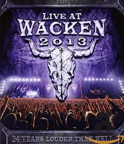 Live at Wacken 2013 [Blu-ray]