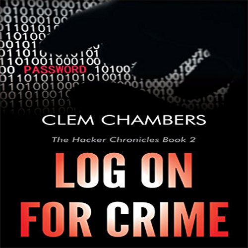 Log on for Crime audiobook cover art