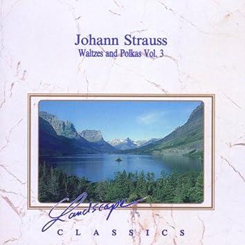 Johann Strauss: Walzer und Polkas Vol. 3