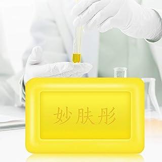 NINI Jabón de azufre bactericida Puede Quitar los ácaros y