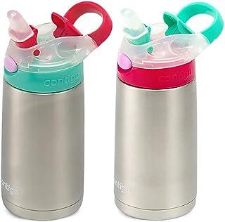 Contigo 康迪克 儿童保温壶2个装 414ml/个 女孩款 (海外自营)(包邮包税)