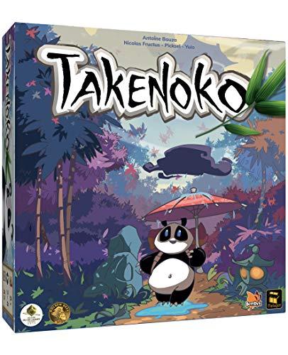 Takenoko - Edition 2021 - Asmodee - Jeu de société - Jeu...