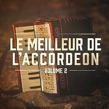 Le meilleur de l'accordéon, Vol. 2