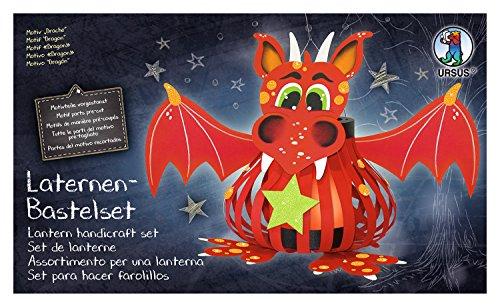 Ursus 18720001 Lanterne Kit de Bricolage Dragon