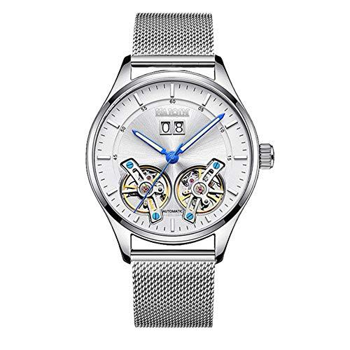 Relojes para Hombre Relojes para Hombre Relojes Deportivos automáticos mecánicos primeras Marcas para Hombre Reloj Deportivo Tourbillon Reloj Hombres 2020