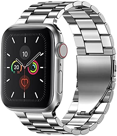Fitlink Stainless Steel Metal Band for A