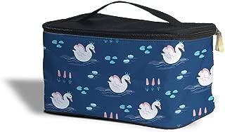 Swan Lake Princess Cosmetics Storage Case - Makeup Zipped Travel Bag