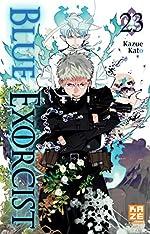 Blue Exorcist T23 de Kazue Kato
