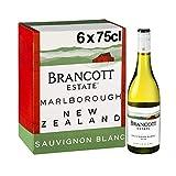 Brancott Estate Marlborough Sauvignon Blanc, New Zealand Crispy, Fruity and Sweet White Wine