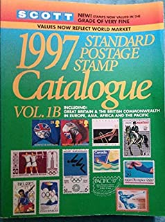 europe stamp catalogue