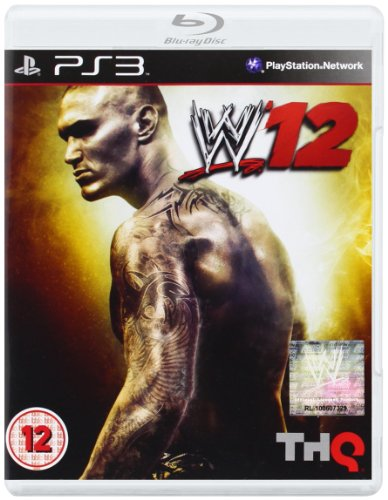THQ WWE Smackdown vs Raw 2012, PS3 - Juego (PS3, PlayStation 3,...