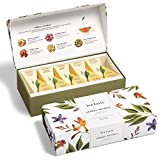 Tea forté Herbal Retreat - Petite Presentation Box mit 10 Pyramiden, 1er Pack (1 x 32 g)