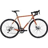 All-City Macho Man Disc Complete Bike 55cm Orange/White