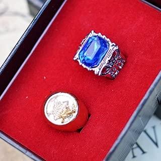 M Cosplay props Black Butler Ciel Phantomhive ring set 077 (japan import) by