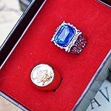 Cosplay Props Black Butler Ciel Phantomhive Ring Set 077 (Japan Import) by M