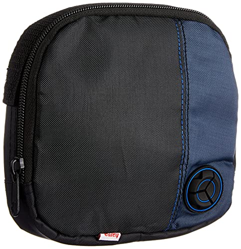 Hama 33716 CD Player Bag for CD Player and 3 CDs - Black Blue