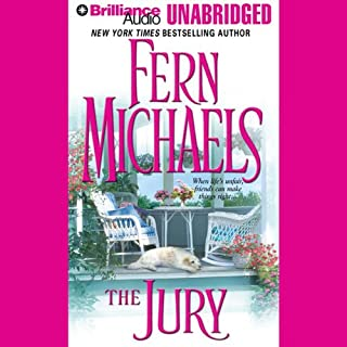 The Jury audiobook cover art