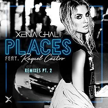 Places Remixes, Pt. 2