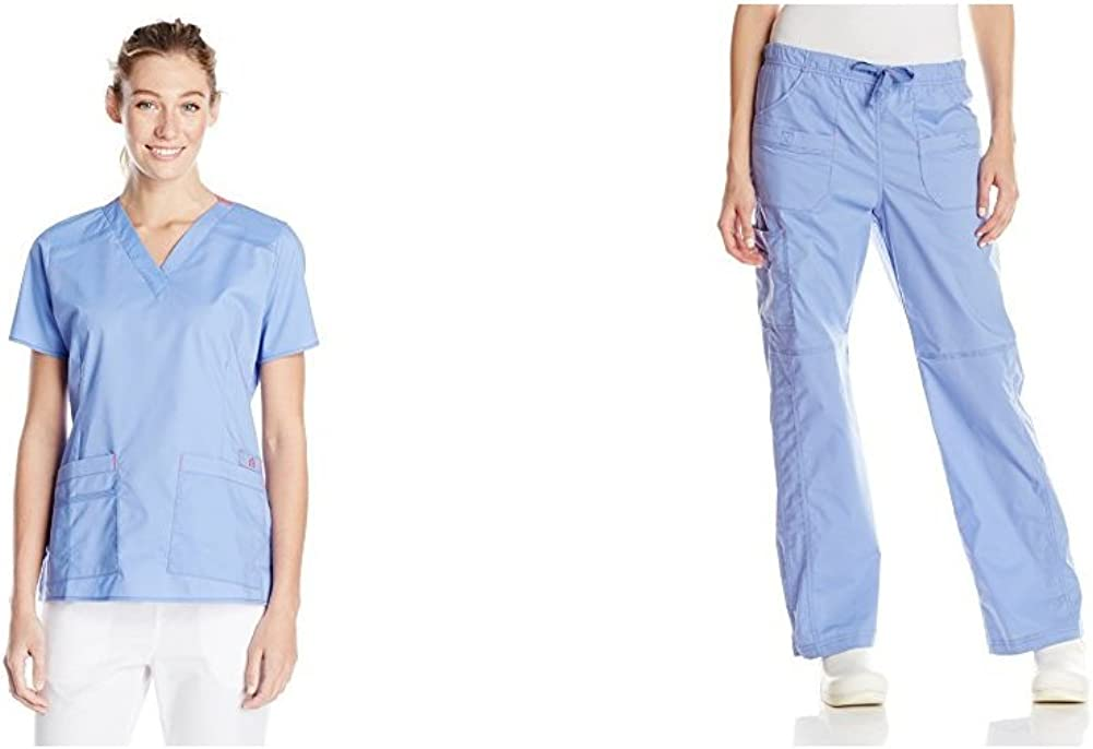 Sale item WonderWink womens Top and Bottom medical apparel Max 46% OFF scrubs Ce sets
