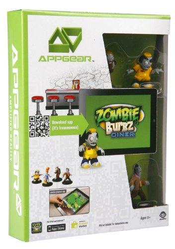 Wow Wee-App Gear - 0 124 - Jeu Électronique - App Gear - Zombie Burbz -diner