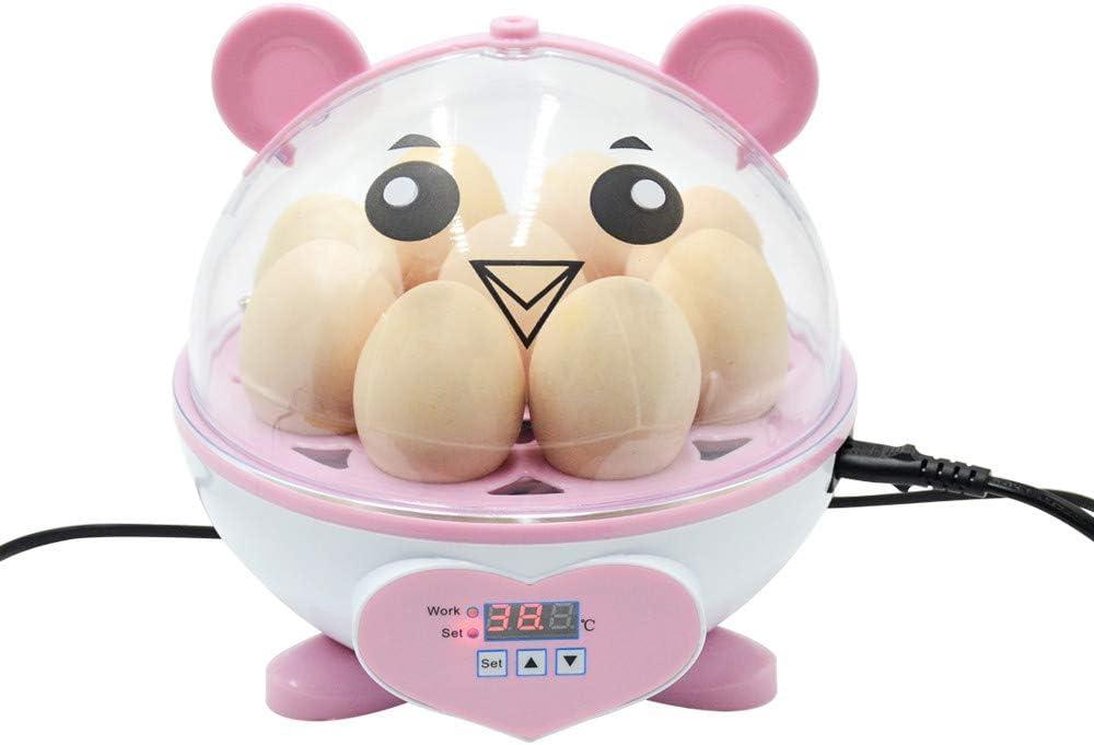 ショップ Egg Incubator Set for Children Incubato Visible Designed Eggs 9 人気激安