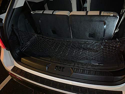 Rear Trunk Envelope Style Cargo Net for Ford Explorer 2020-2021