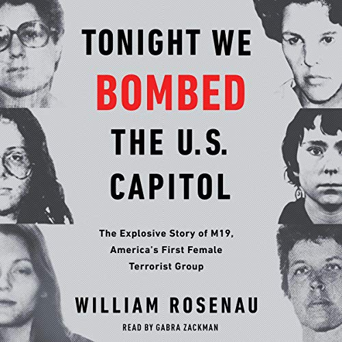 Tonight We Bombed the U.S. Capitol audiobook cover art